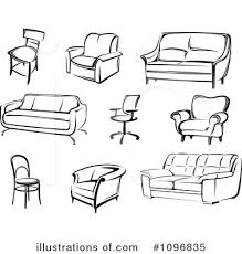 furniture clipart black and white. Modren Furniture Furniture20clipart With Furniture Clipart Black And White U