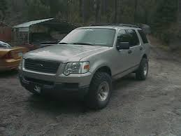 2006 ford explorer tires size tapoutufc2008 2006 ford explorer specs photos modification info at