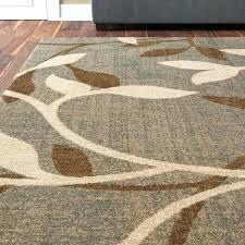 dark brown area rug fancy tea leaves gray and tan rugs wool