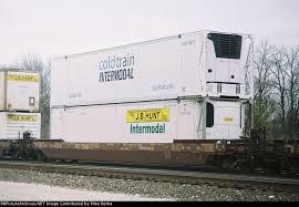 Jb Hunt Intermodal Cold Train Intermodal And J B Hunt