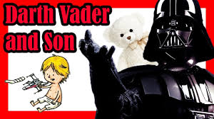 darth vader and son by jeffrey brown kids star wars book read aloud storytime with ms becky