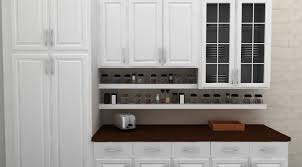 Under Cabinet Shelf Kitchen Kitchen Spice Cabinet A Kitchen Of Dreams