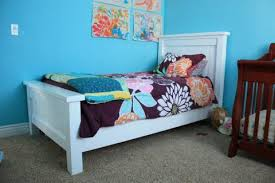 farmhouse twin bed. Wonderful Farmhouse For Farmhouse Twin Bed Ana White