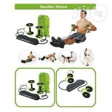 revoflex xtreme fitness workout kit
