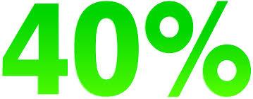 40%もマージンを取れれます。