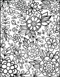 Small Picture Free Printable Flower Coloring Pages Miakenasnet