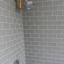 white subway tile grey grout. Fine Grout Grey Subway Tiles With White Tile Grout N