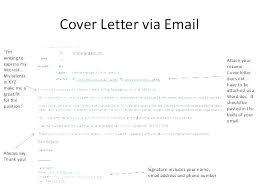 Sample Letter To Send Resume Luxury Email Sample Sending Resume For Sending A Cover Letter And