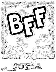 Small Picture Bff coloring pages to download and print for free kleurplaten
