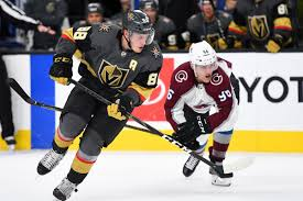 Golden Knights 2 Avalanche 1 5 Things We Learned From A