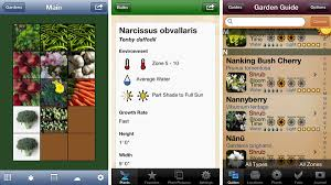 Garden Plan App A Garden Of Delights Mapped Out In Your Hand The New York Times