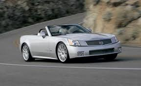 cadillac xlr v instrumented test car and driver