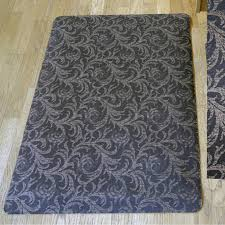 decorative kitchen floor mats inc designers edge and comfort mat cheft damask print rug target rectangle sink area decoratio for with memory foam leather
