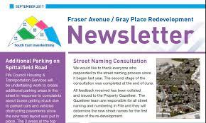 News Letters Newsletters Development