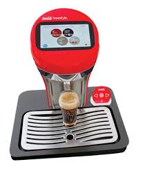 Countertop Soda Vending Machine Amazing CocaCola Pilots BreakroomFriendly Freestyle Fountain Machines