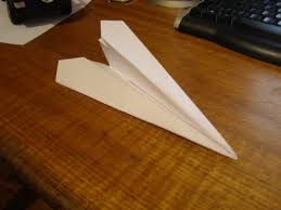 insanely fast paper plane  picture of insanely fast paper plane
