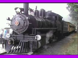 Denton Farm Park Train Ride.mpg - YouTube