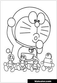 In this site you will find a lot of doraemon coloring in pages in many kind of pictures. Big Doraemon Kizi Free 2021 Printable Super Coloring Pages For Children Doraemon Super Coloring Pages