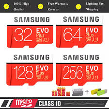 Thẻ Nhớ 512GB Evo Plus 128GB Thẻ Nhớ Micro SDXC Class 10 Thẻ Nhớ Micro SD  32GB 64GB 256GB Card-KLSXK01