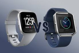 Fitbit Versa Vs Fitbit Blaze Whats The Difference Pocket L