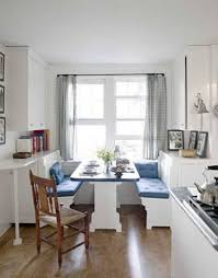 bench in kitchen cabinets remodeling