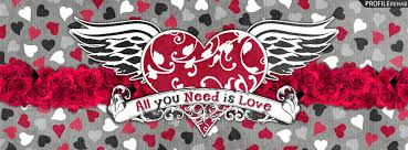 all you need is love heart cover for facebook free pictures of hearts and roses