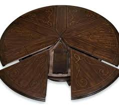 expandable round dining table now cool room tables expanding