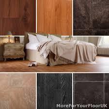 quality vinyl flooring roll wood tile kitchen bathroom lino 2m 3m 4m