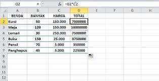 Namun, karena microsoft excel memiliki banyak sekali rumus untuk penggunaannya, maka nggak semua orang cara membuat grafik di excel 2010 dan 2016, mudah dan cepat. 100 Kumpulan Rumus Excel Lengkap Dan Fungsinya Jalantikus