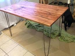 table tops and legs awesome appealing for entryway with nice industrial hairpin ikea uk glass i table tops