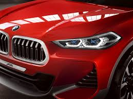 Coupe Series bmw x2 2016 : Photo Gallery: BMW X2 concept - Throttle Blips