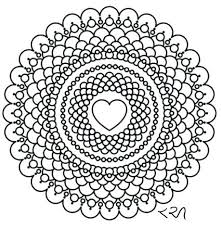 printable coloring pages flowers and erflies coloring pages flowers printable intricate mandala coloring pages flower henna
