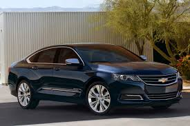 New Chevy Impala Design New York Auto Show Chevrolet To Shake Up The Segment With