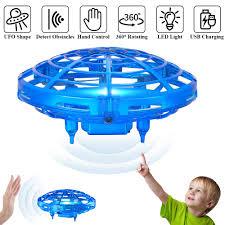 <b>Mini Induction</b> Aircraft UFO Flying Ball <b>Toy</b> Gravity Defying <b>RC</b> ...