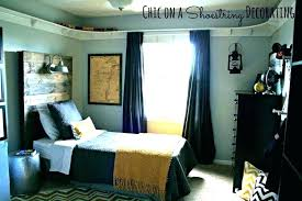 Guys Room Cool Teenage Rooms For Guys Cool Room Decorations Guys