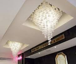 led crystal chandeliers