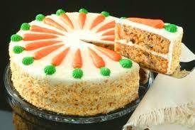 Carrot Cake For Birthday