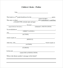 This Book Proposal Template Sample Has A Very Simple Layout With