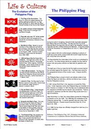 The Evolution Of The Philippine Flag Filipino Tattoos Filip