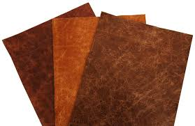 crush pull up corrected grain leather
