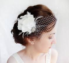 accessories white feather hair clip 2228580 weddbook Wedding Hair Pieces With Feathers white feather hair clip Flower and Feather Hair Pieces