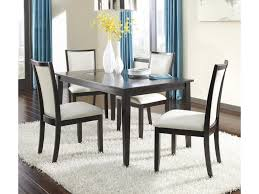 Ashley Furniture Kitchen Tables Ashley Furniture Trishelle 5 Piece Rectangular Dining Table Set