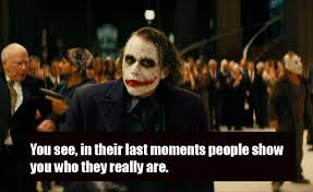 Joker Quotes Unique 48 Quotes By The Joker That Are Painfully True In Todays Cruel World