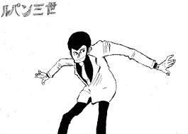 Uživatel 龍壱ryuichiは夜型youtube漫画art Na Twitteru ルパン