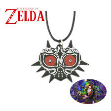 superheroes brand legend of zelda necklace pendant majora s mask cosplay jewelry by superheroes com