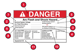 Ppe Category Level Chart Are The Arc Flash Hazards In Your Workplace Properly Labeled