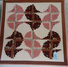 101 best Log Cabin Quilts images on Pinterest | Patterns, Table ... & Seahorses ~ curved log cabin Adamdwight.com