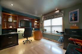 home office images. Maximizing Work Space For The Study - Integrating Style Of Home Office Images