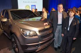 general motors will invest approximately 380 million to prepare the wentzville embly plant for ion of an all new chevrolet colorado midsize