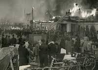 「1950年 - 国鉄京都駅舎が全焼」の画像検索結果